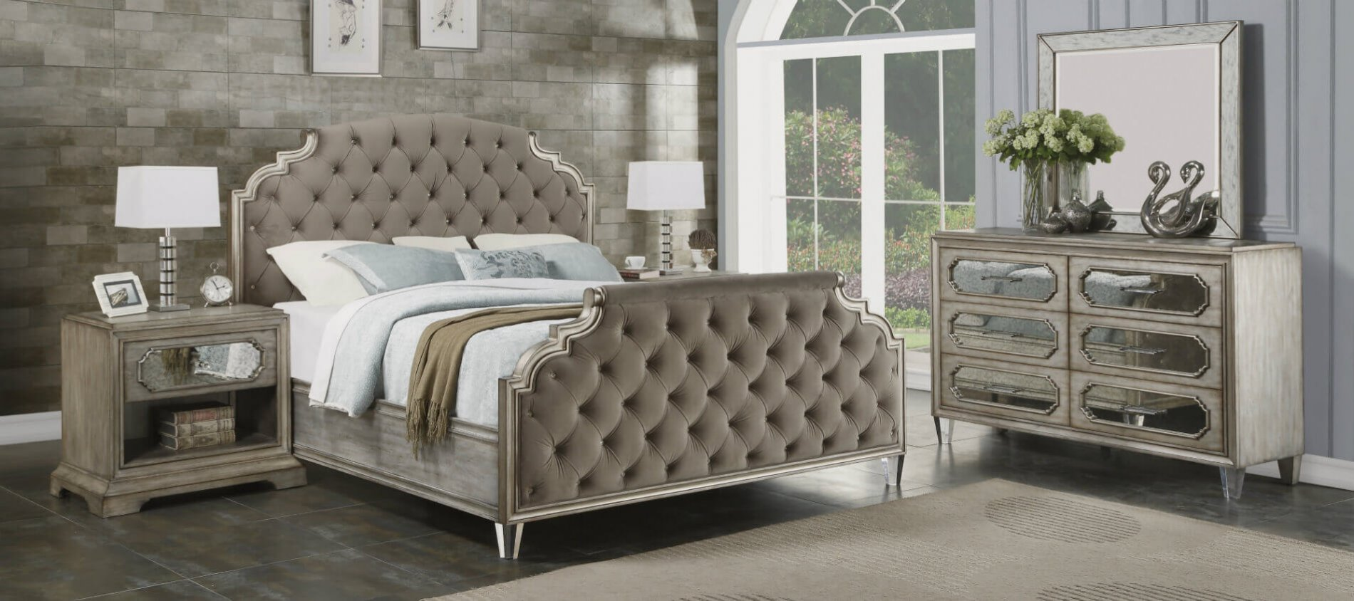 Vogue Bedroom Collection