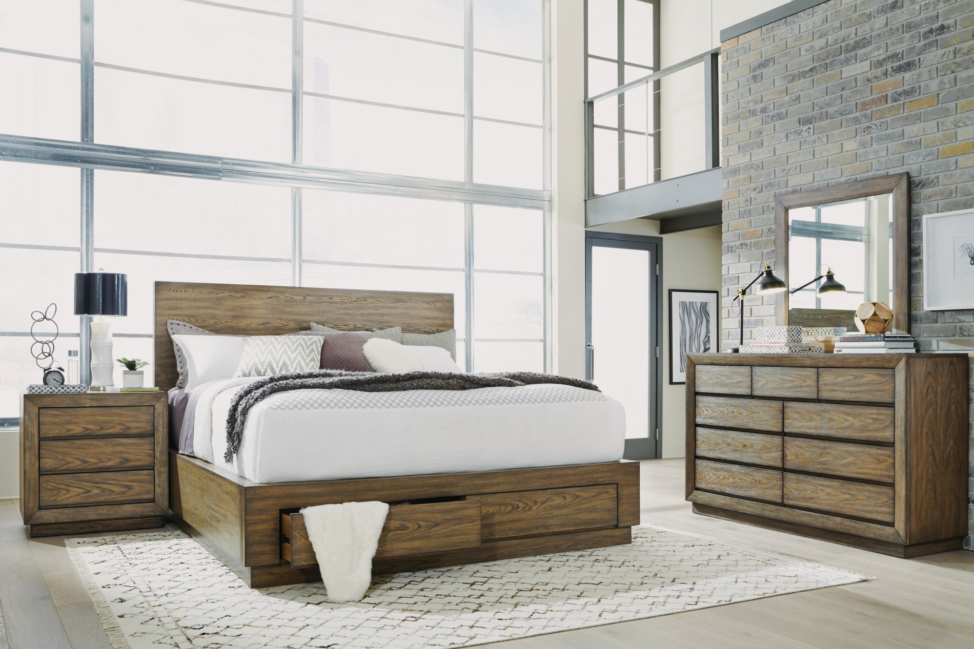 Maximus Furniture Collection Decorating Modern Bedroom