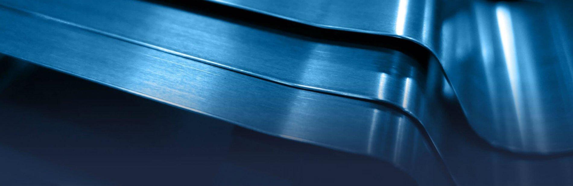 Flexsteel Blue Steel Spring Close-up