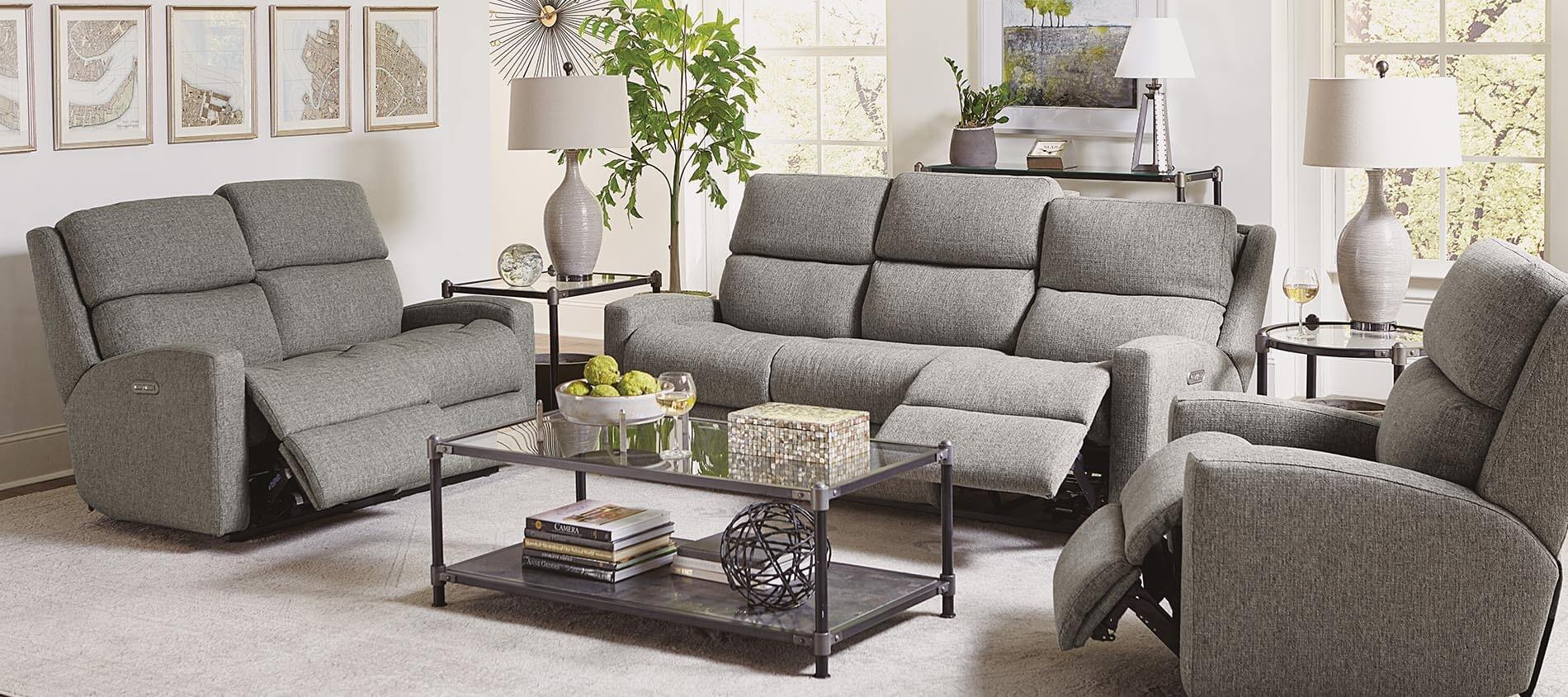 Catalina Living Area Furniture Collection