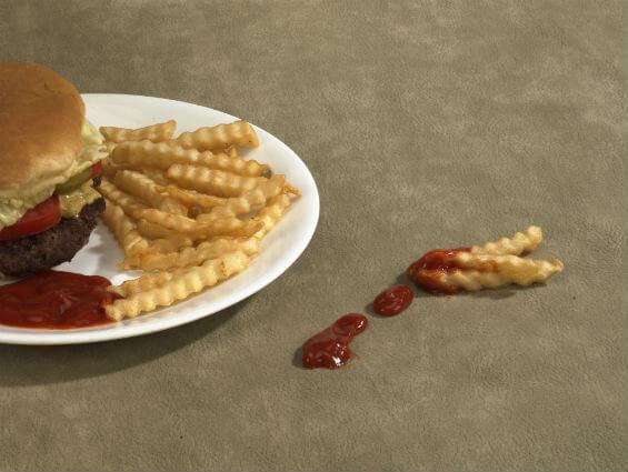 Kashmmira Ketchup Spill