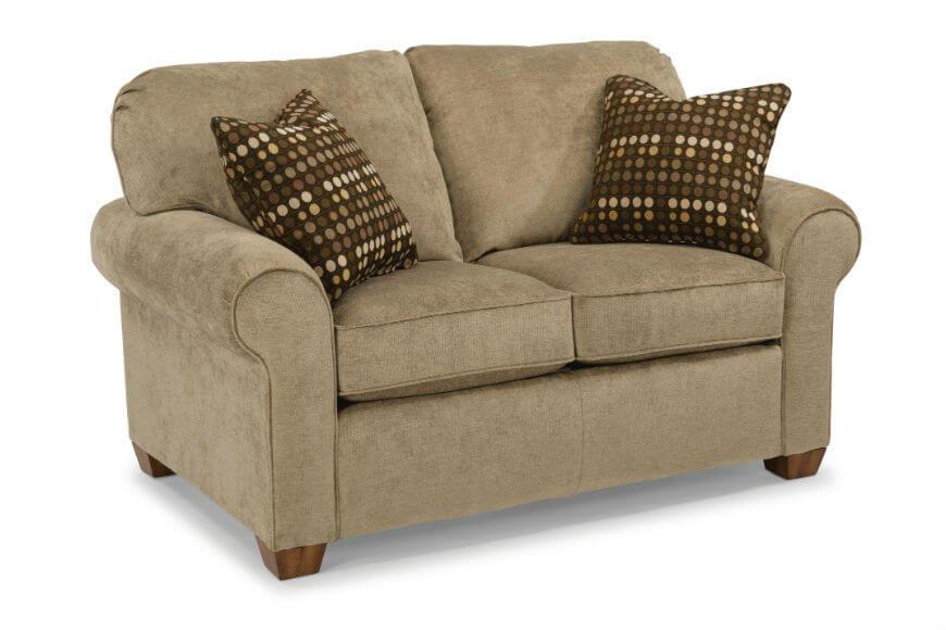 Awe Inspiring Flexsteel Custom Furniture Options Endless Frames Fabrics Dailytribune Chair Design For Home Dailytribuneorg