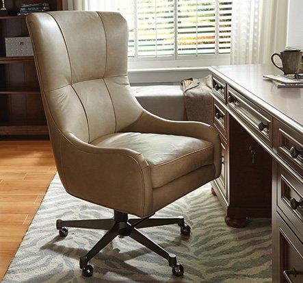 home office furniture home office solutions from flexsteel rh flexsteel com home office desk chair leather home office desk chair without wheels