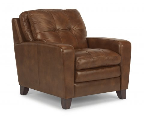 South Street Leather Chair 1644-10 in 014-75