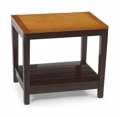 Plank Rectangular End Table CA523-01