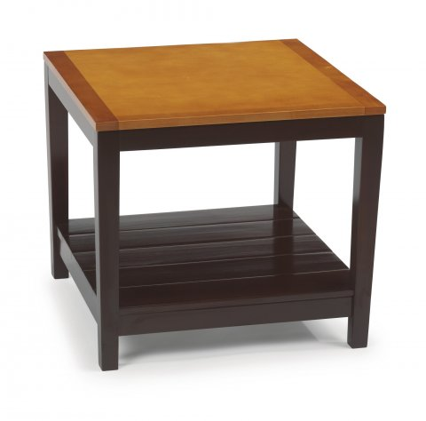Plank Square End Table CA523-02