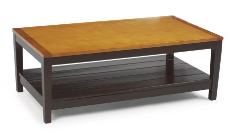 Plank Rectangular Coffee Table CA523-031