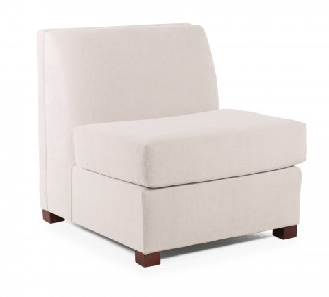 Edonte Armless Chair CA853-19