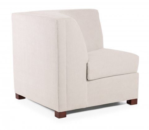 Edonte Armless Corner Chair CA853-23