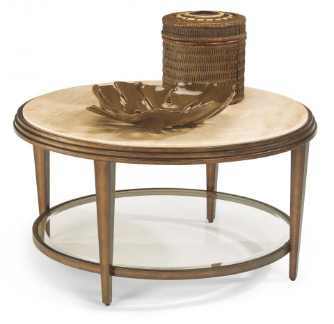 Sable Round Coffee Table H6629-034