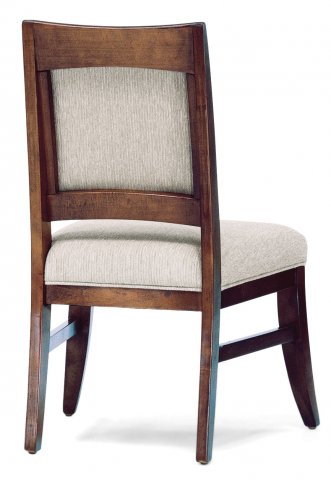 Drape Armless Dining Chair C1057-19
