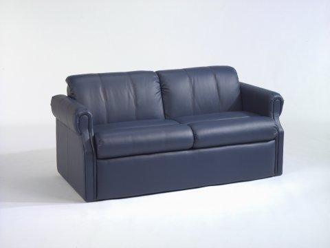 Alder Motor Home Convertible Sofa Sleeper 4633-60CS