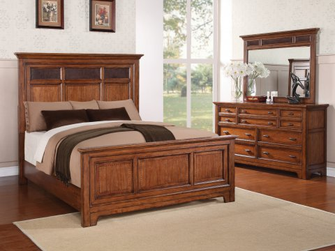 River Valley Bedroom W1572-90Q