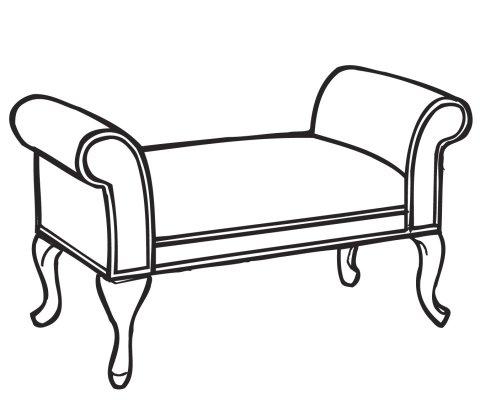Ralston Bench H5220-21