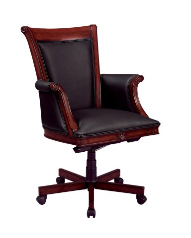 Del Mar Executive High Back Desk Chair 7302-836