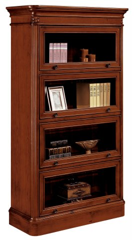 Antigua Four Door Barrister Bookcase 7480-06