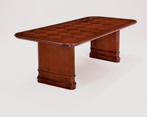Antigua 8' Rectangular Conference Table 7480-96