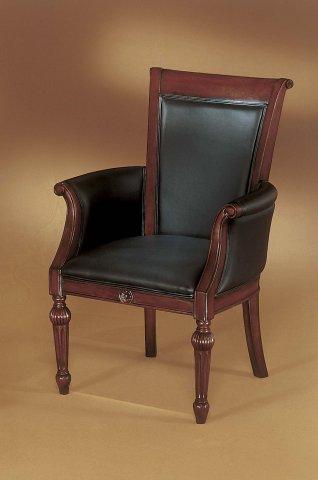 Rue De Lyon High Back Guest Chair 7684-821