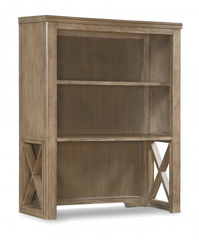 Camden Bookcase Hutch W1336-746