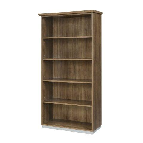 Pimlico Open Bookcase 7027-108