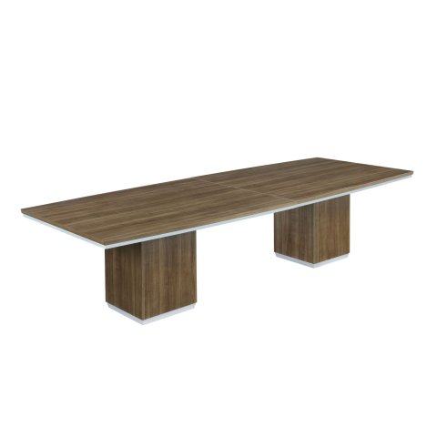 Pimlico 10' Boat Shaped Conference Table 7027-120