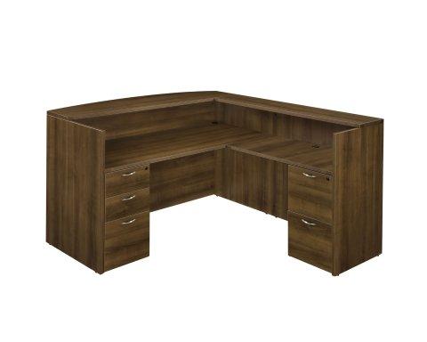 Fairplex Right/Left Reception L Desk 7007-6667