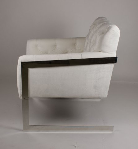 Capsule Upholstered Chair CA886-10
