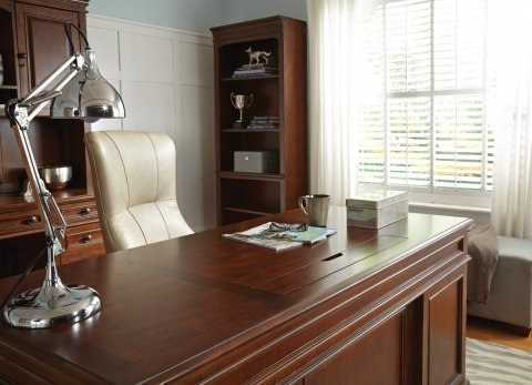W1209 American Heritage Home Office Group Lifestyle