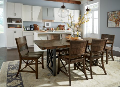 Carpenter Dining Chair Lifestyle