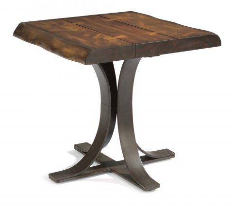 Quest Square End Table C6729-02