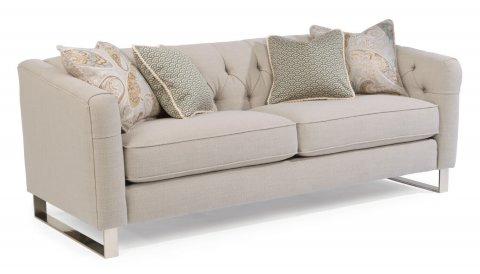 Clique Three-Quarter Sleeper Sofa C7389-42