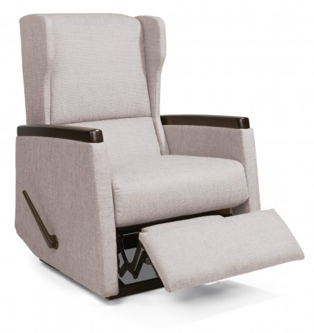 Solon Direct Drive Handle Recliner HA668-50DA
