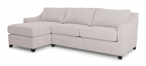 Slope Sectional Sleeper CA870-SECT