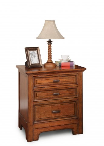 River Valley Night Stand W1572-863