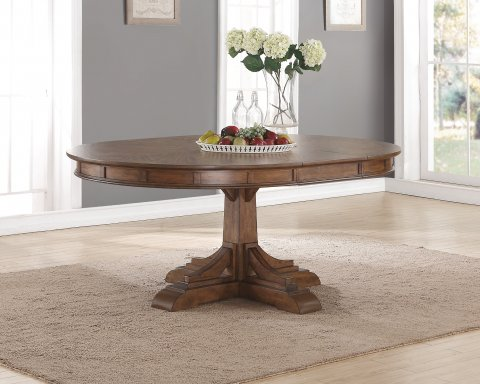 Sonora Round Pedestal Dining Table W1134-834