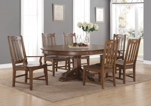 W1134 Sonora Dining Group Lifestyle