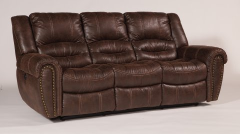 Downtown Fabric Power Reclining Sofa 1710-62P in 349-72