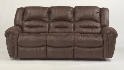 Downtown Fabric Power Reclining Sofa 1710-62P in 349-70
