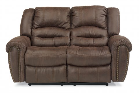 New Town Fabric Reclining Loveseat 1410-60 in 136-70