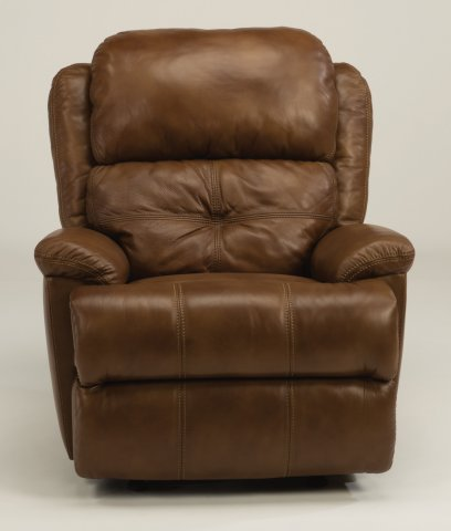Cruise Control Leather Power Gliding Recliner with Power Headrest 1226-54PH in 418-84