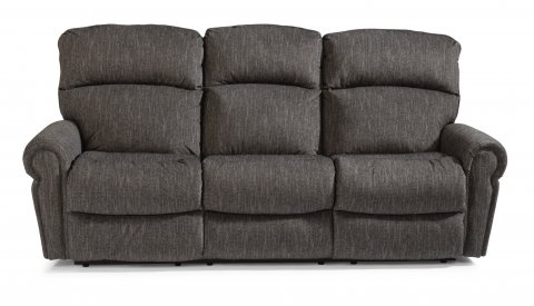 Langston Power Reclining Sofa with Power Headrests 4504-62H in 438-02