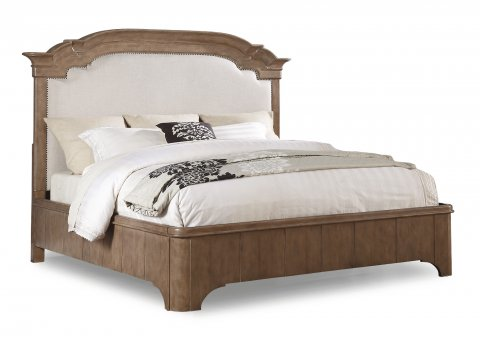 Carmen Queen Upholstered Bed W1046-90Q