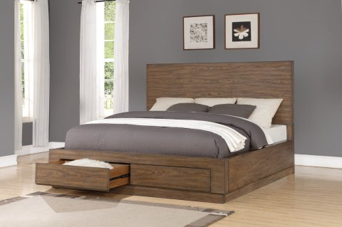 Maximus Storage Bed W1044-91QS