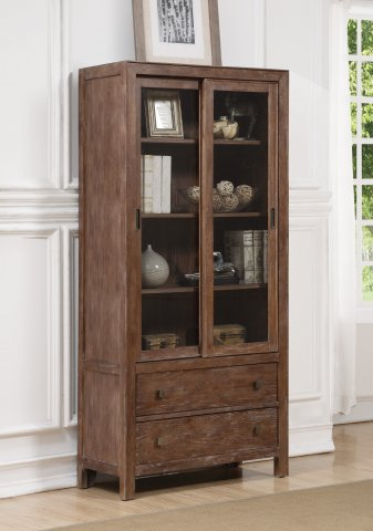 Hampton Bookcase W1348-704