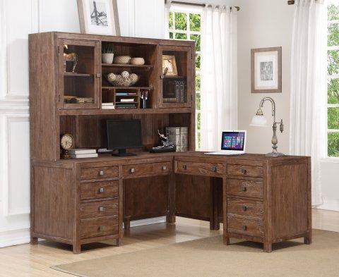 Hampton L-Shaped Desk W1348-748