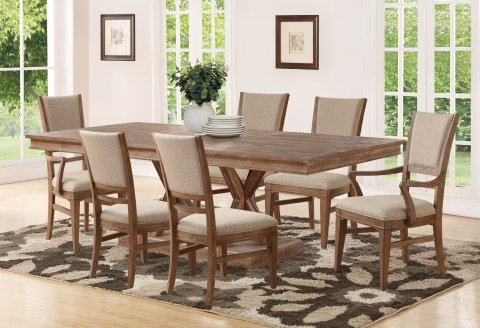 Hampton Rectangular Dining Table W1148-830