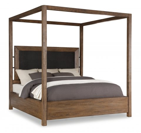 Maximus Queen Canopy Bed W1044-90Q