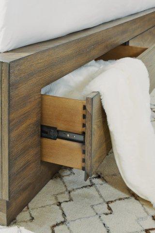 Maximus Storage Bed W1044-91QS