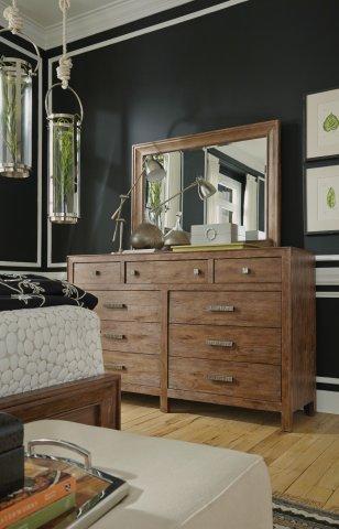 Hampton Dresser W1048-860 & Mirror W1048-880