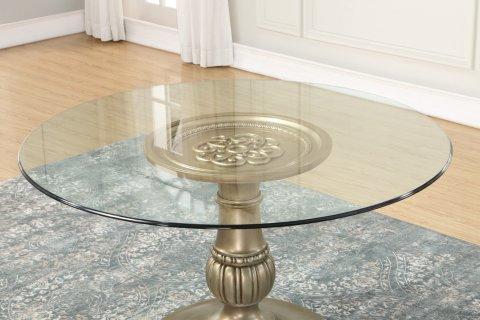 San Cristobal Round Pedestal Dining Table W1167-833